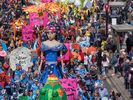 Children's Parade Brighton