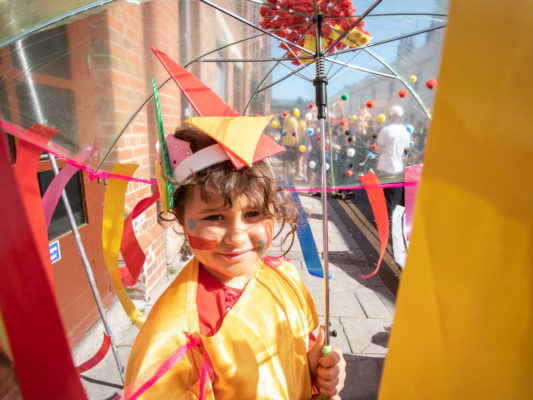 Brighton Festival – Children's Parade